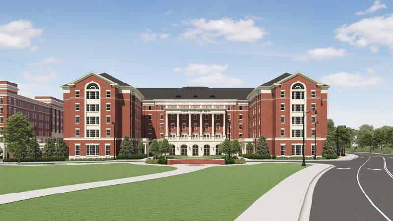 UA News – Building Bama: Tutwiler Hall