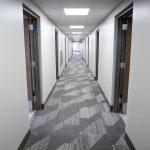 Interior Photo of Paty Hallway