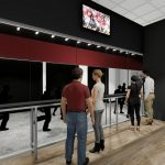 Bryant-Denny Stadium Renovation and Addition architectural rendering 2019-0502 NFC View 7