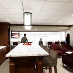 Bryant-Denny Stadium Renovation and Addition architectural rendering 2019-0502 Premium Suite View 1