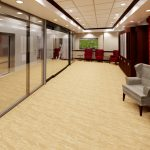 Bryant-Denny Stadium Renovation and Addition architectural rendering 3886 - FOUNDERS LOBBY