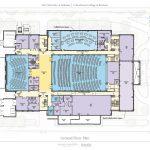 Hewson Hall Ground Floor Plan architectural drawing