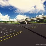 2nd Avenue Overpass architectural rendering