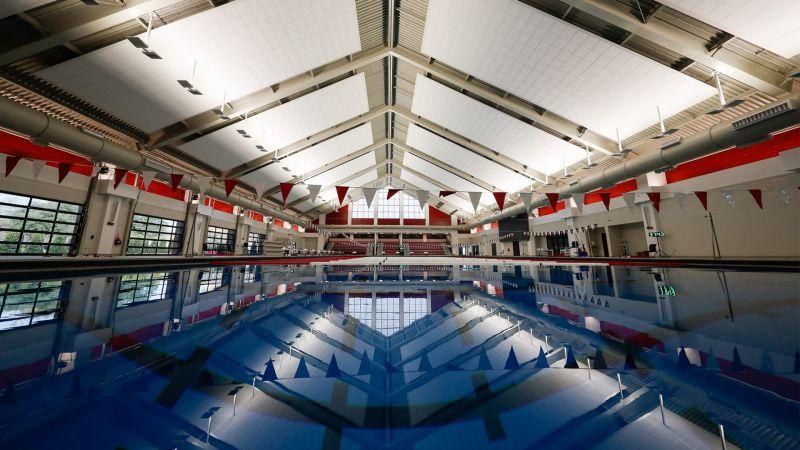 UA News – Building Bama: Aquatic Center Reopens